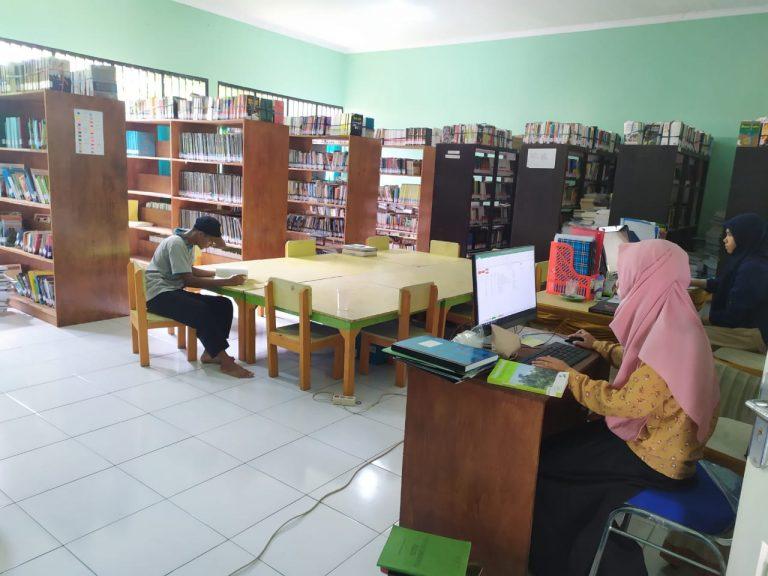 Perpustakaan UNU NTB