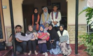 Ikut Kuliah Magang, Mahasiswa UNU NTB Tanamkan Jiwa Kewirausahaan Sosial
