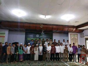 Universitas Nahdlatul Ulama NTB, Adakan Tasyakuran dan Istigotsyah di Dies Natalis Perdana ke- 5 Tahun