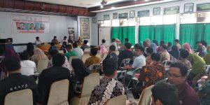 LP2M UNU NTB-FP MIPA IKIP Mataram & LITPAM Gelar Workshop Strategi Menuju Jurnal Akreditasi SINTA