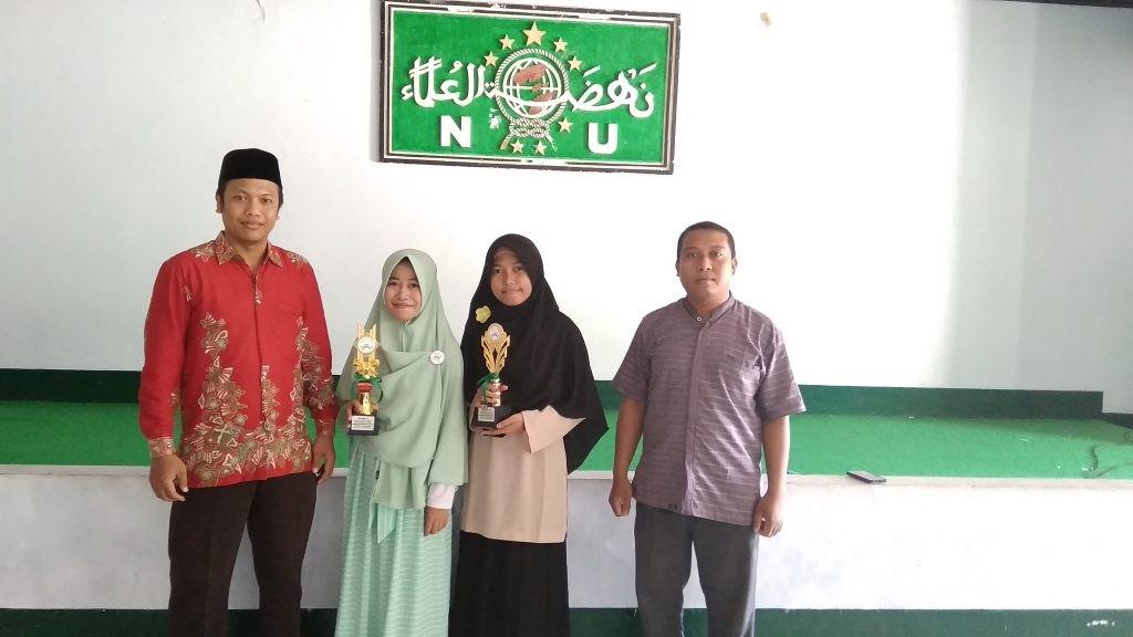 Mahasiswa UNU NTB Juara MTQ Se Pulau Lombok