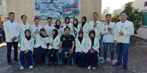 Serah Terima Mahasiswa KKN Perdana UNU NTB
