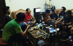 Studi Banding Budaya di Yayasan Cakra Budaya Nusantara Kota Solo