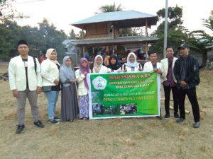 Mahasiswa KKN UNU NTB Peduli Gempa Lombok