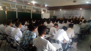 UNU NTB, Social Trust Fund UIN Jakarta Teken MOU Saat tAAWANU (TAARUF MAHASISWA UNU) TA 20192020