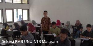 Seleksi Penerimaan Mahasiswa Baru (PMB) Gelombang 1 Angkatan 2016-2017