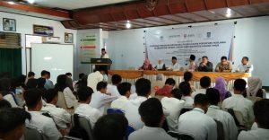 Mahasiswa Baru UNU NTB Diperkenalkan Islam Wasathiyah