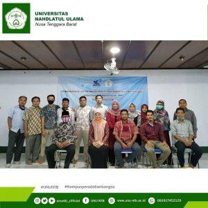 Penandatanganan Kontrak Dan Penyerahan Hibah Penelitian Kompetitif Nasional Kementerian Riset dan Teknologi -Brin Tahun Anggaran 2020