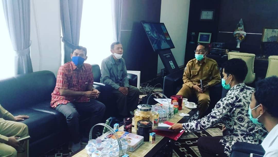 Kerjasama Penelitian & Pengabdian antara Pemerintah Kab. Lombok Timur dengan Universitas Nahdlatul Ulama Nusa Tenggara Barat.