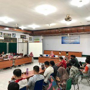 Sosialisasi dan Bimtek Penelitian dan Pengabdian kepada Masyarakat Internal UNU NTB Tahun 2020