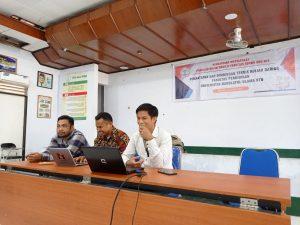 Pemantapan dan Bimbingan Teknik (Bimtek) Kuliah Daring Fakultas Pendidikan Universitas Nahdlatul Ulama NTB