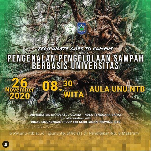 Pengenalan Pengelolaan Sampah Berbasis Universitas