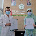 Silaturrahim dan Penandatanganan MoU. UNU NTB dan Politeknik Medika Farma Husada Mataram